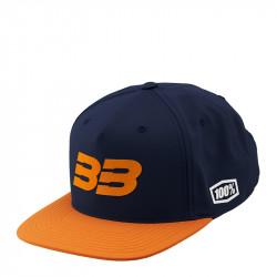 BB33 snapback casquette...