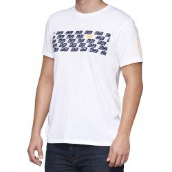 BB33 Repeat t-shirt 100% blanc