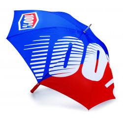 Umbrella premium blue/red