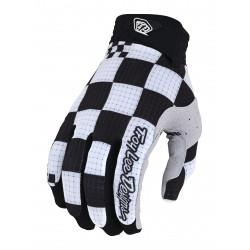 Air Chex gants noir/blanc