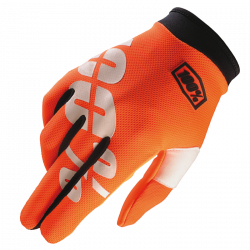 Itrack 100% Glove Cal-Trans - Size SM