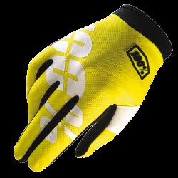 Itrack neon yellow