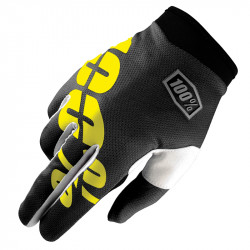 Itrack black neon yellow (Youth)
